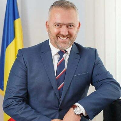 Adrian Ionel, directorul Unifarm SA (sursa foto businessdays.ro)